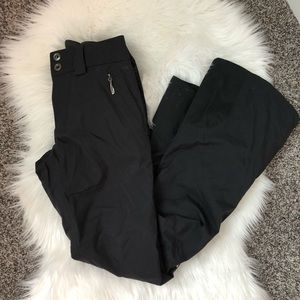 [North Face] Women's Black Snowboard Pant - XS